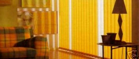 Rollladen, Plissee: Vertikal-Jalousie nach Maß