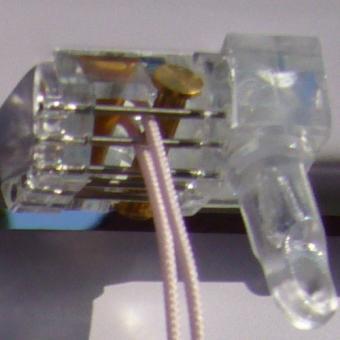 Getriebe Plexi 25 mm