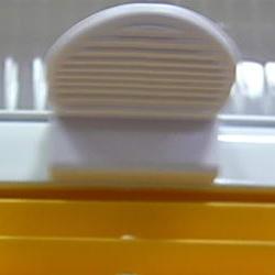 Plisseegriff mit Halter 32 mm
