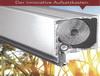 Rollladen-Aufsatz-Element mit PVC Panzer ohne Insektenschutz Fertigpanzer Gewicht 3,1 Kg pro Qm MADE in GERMANY