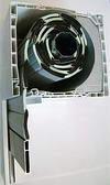 Rollladen-Aufsatz-Element mit ALU Panzer ohne Insektenschutz Fertigpanzer Gewicht 3,5 Kg pro Qm MADE in GERMANY