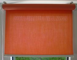 Classic Kettenzug Rollo auf Maß mit Welle Alu 28 mm bis 5,2 qm MADE in GERMANY